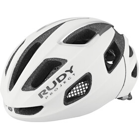 Rudy Project Strym Fietshelm, white stealth matte